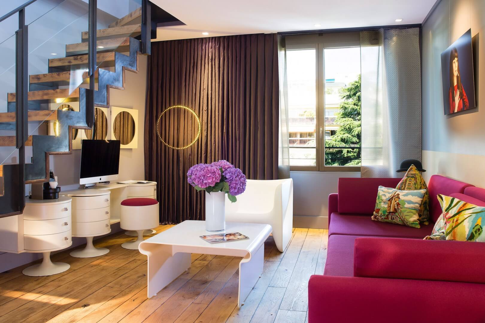 Parfait Clos Belle Juliette · Duplex Suite Salon