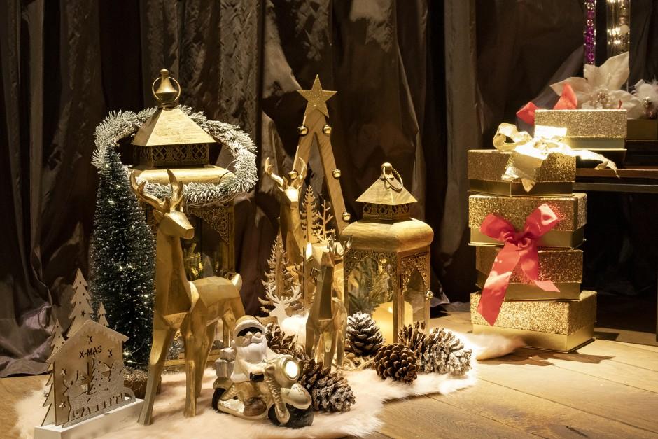 Celebre la Navidad en el Hotel La Belle Juliette!