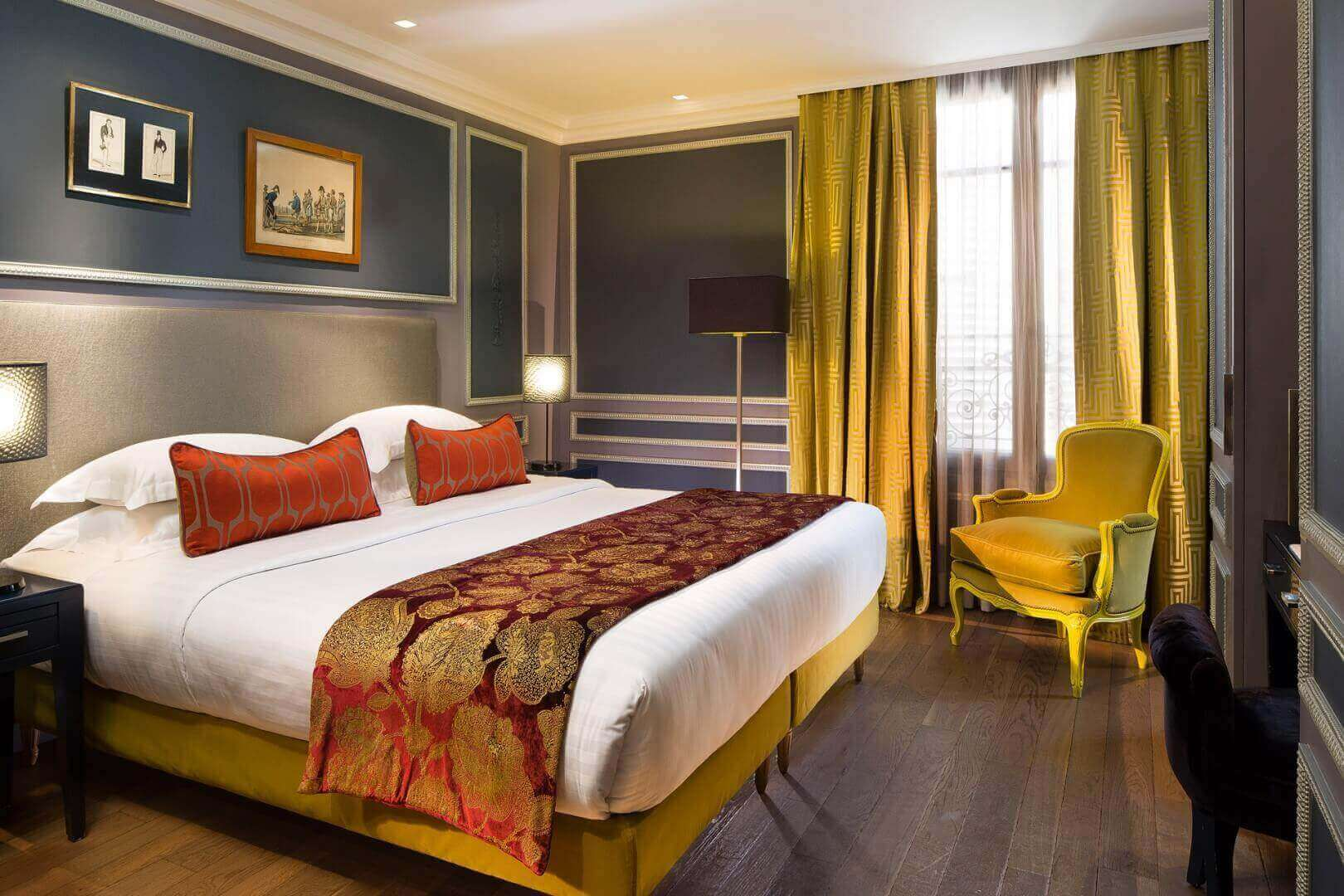 Hotel & Spa La Belle Juliette Paris | 4 star hotel in St